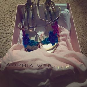 Sophia Webster heels size 38 brand new